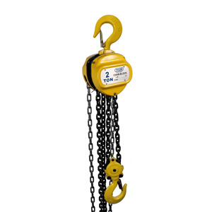 2 Ton X 10 Foot Lift, Tyler Tool Chain Hoist