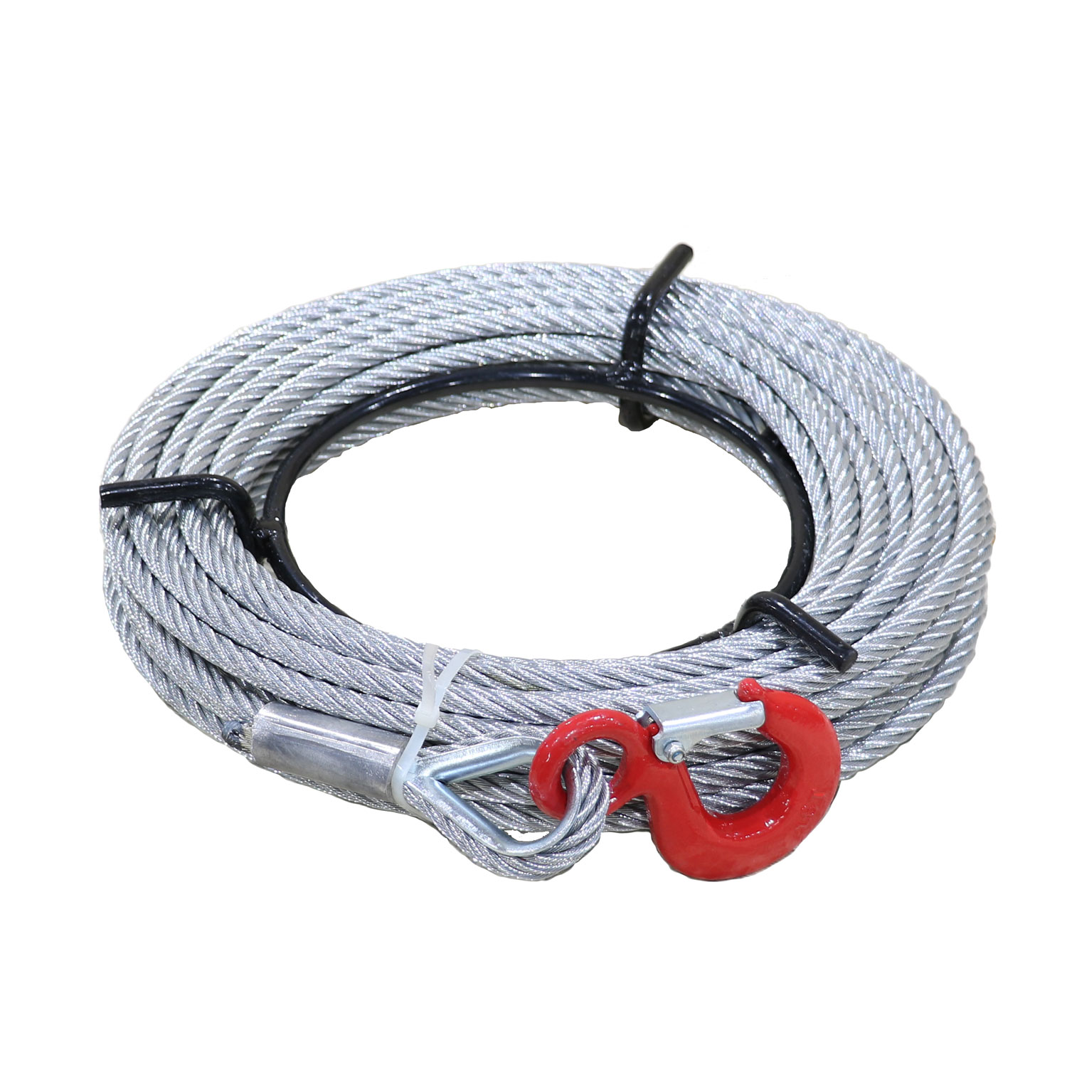 Replacement Cable for 3527 lbs Capacity, Tyler Tool Aluminum Wire ...