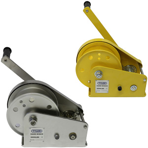 Manual Hand Winches