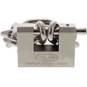 Tyler Tool Lock End and Body