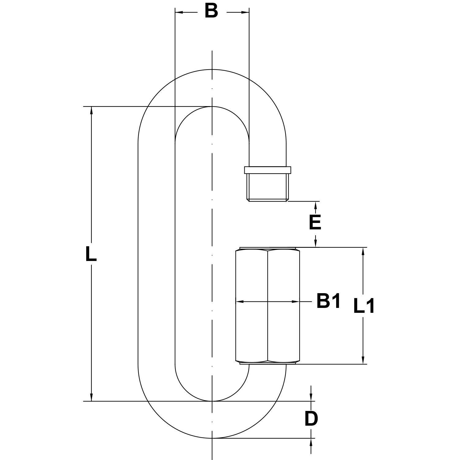 5-16-stainless-steel-big-opening-quick-link-diagram