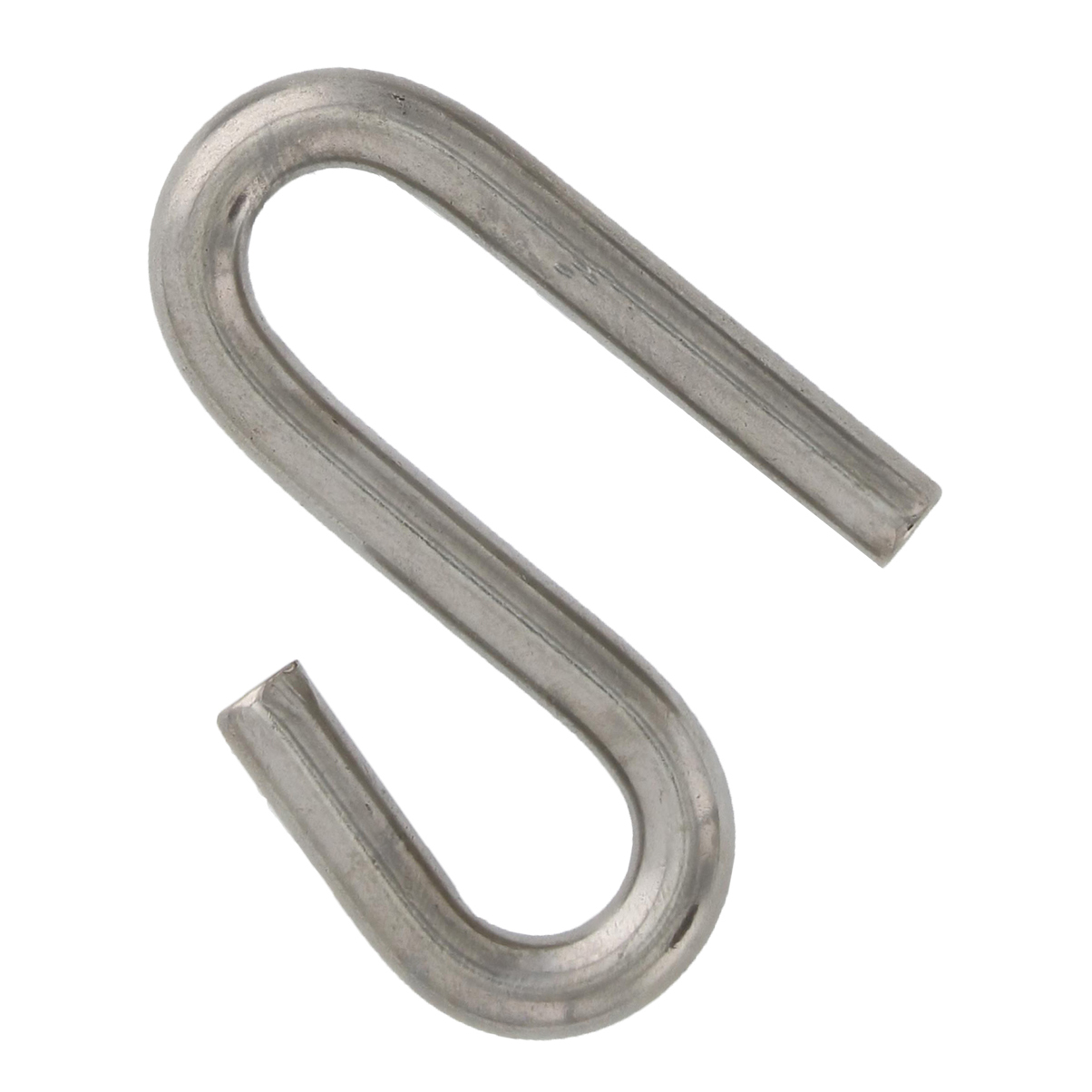 Type 316 Stainless Steel Long Arm S Hook