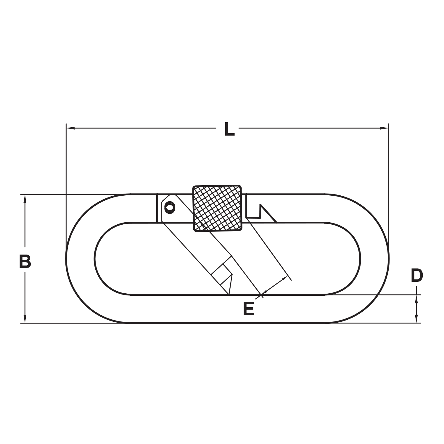 3-16-stainless-steel-straight-spring-hook-safety-nut-diagram