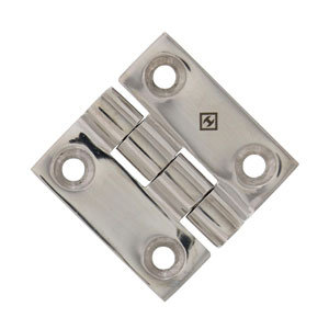 38mm Stainless Steel Marine Hinge, Style 6221