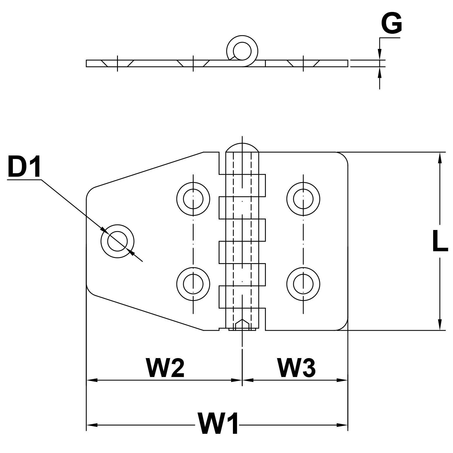Stainless-Steel-Hinge-Style-1181-diagram