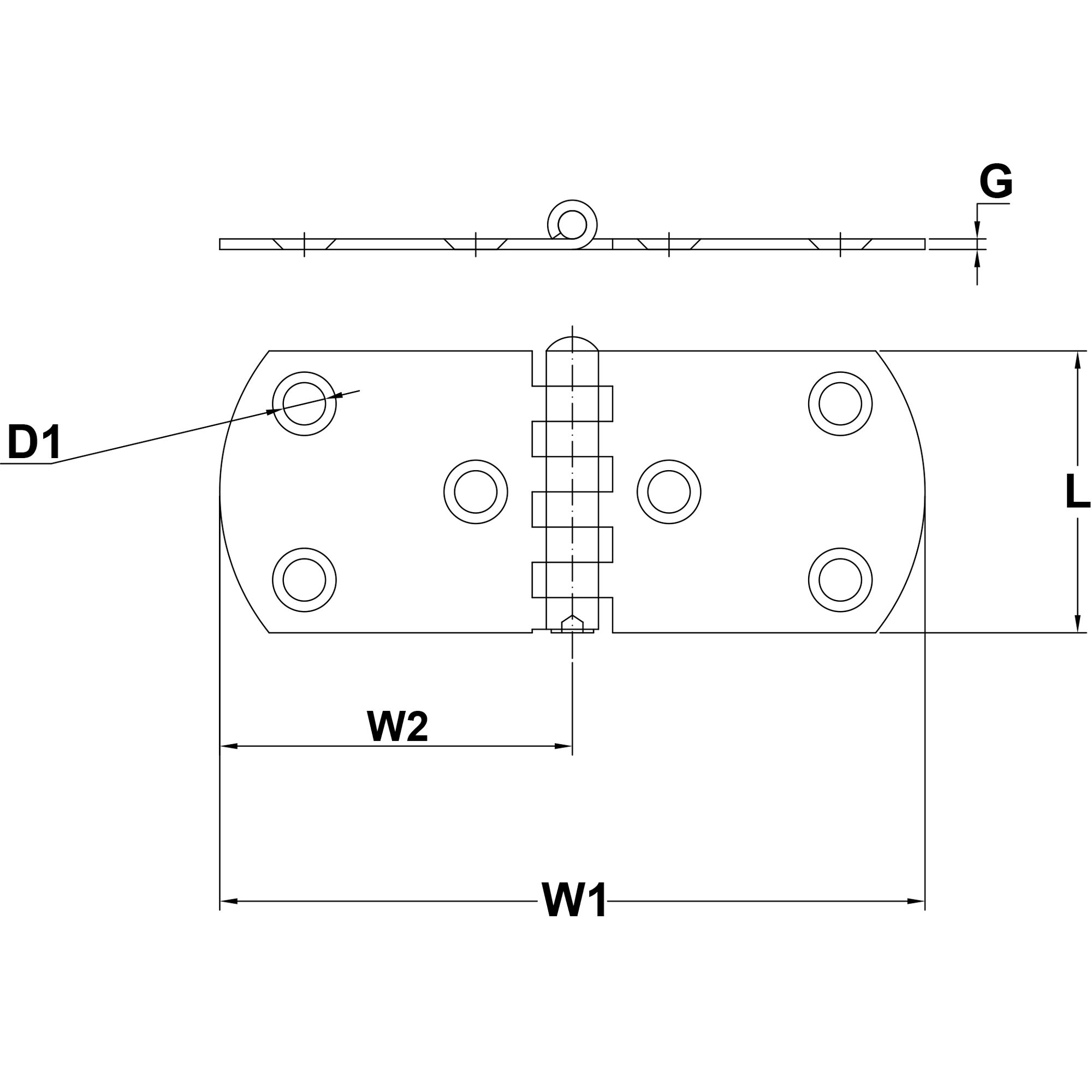 Stainless-Steel-Hinge-Style-1187-diagram