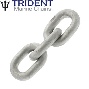 Trident Marine Chains ISO Grade 40 Anchor Windlass Chain