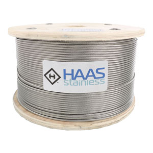 1x19 Stainless Cable