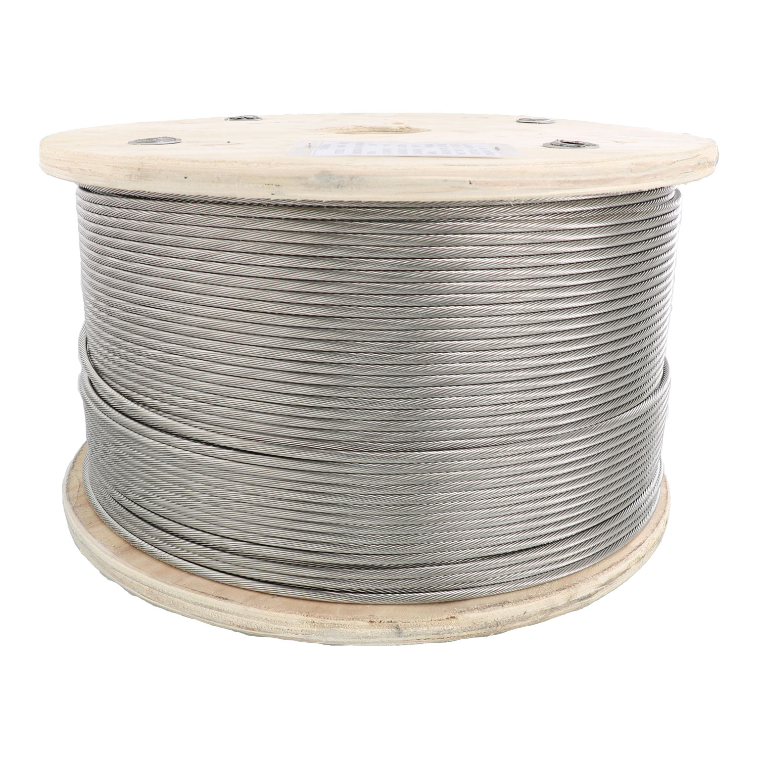 1 x 19 Type 316 Stainless Steel Cable
