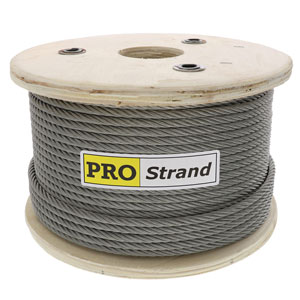 7x19 Stainless Steel Cable
