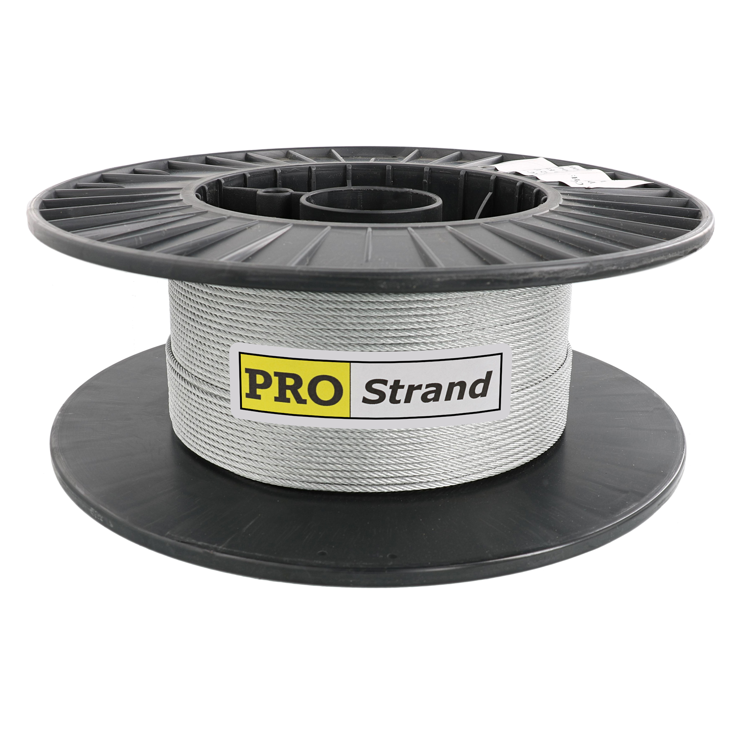 3⁄32 inch, 7 x 19 Galvanized Cable