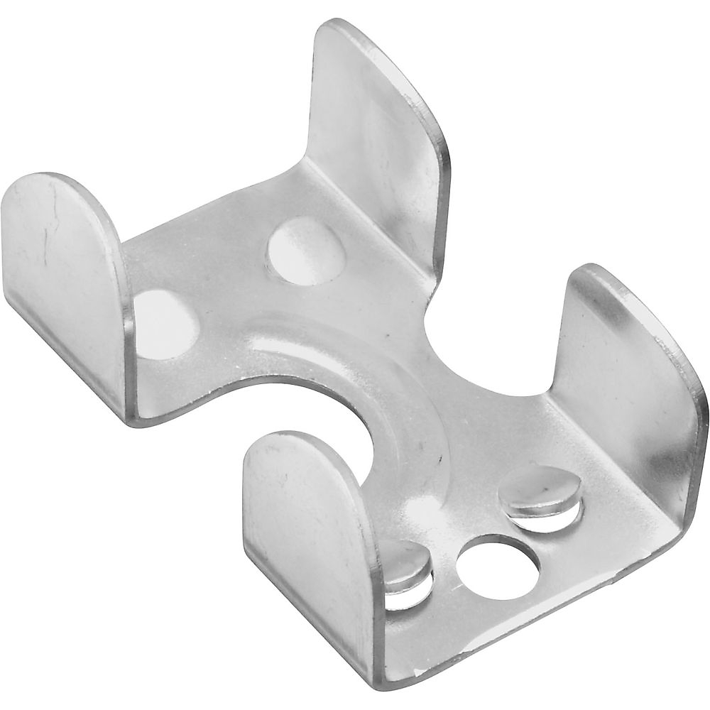 "3/8"" - 1/2"" Zinc Plated Rope Clamp Image 1"