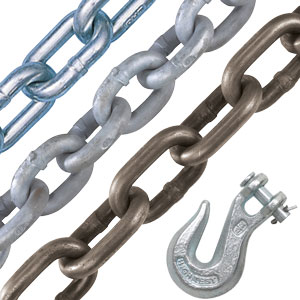 Industrial Welded Chains & Fittings