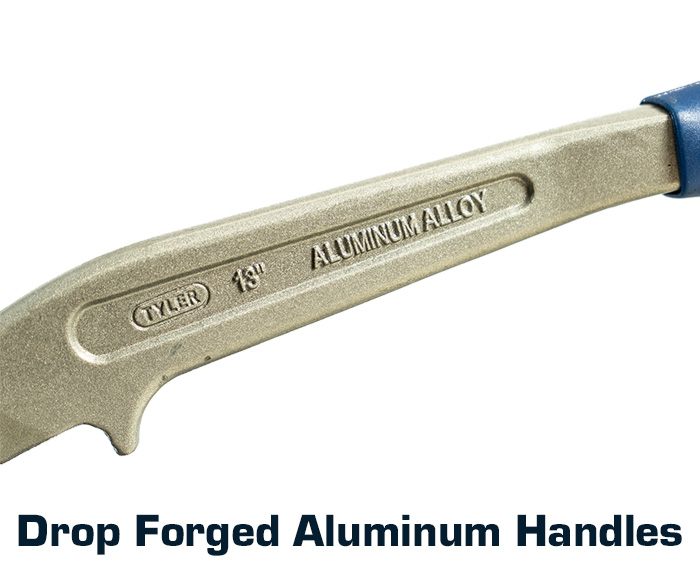 Drop Forged Aluminum Handles