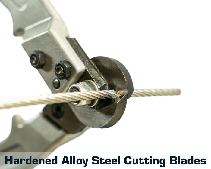 Hardened Steel Cutting Blades