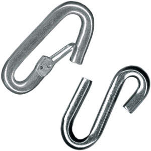 Trailer Safety Chain Hooks