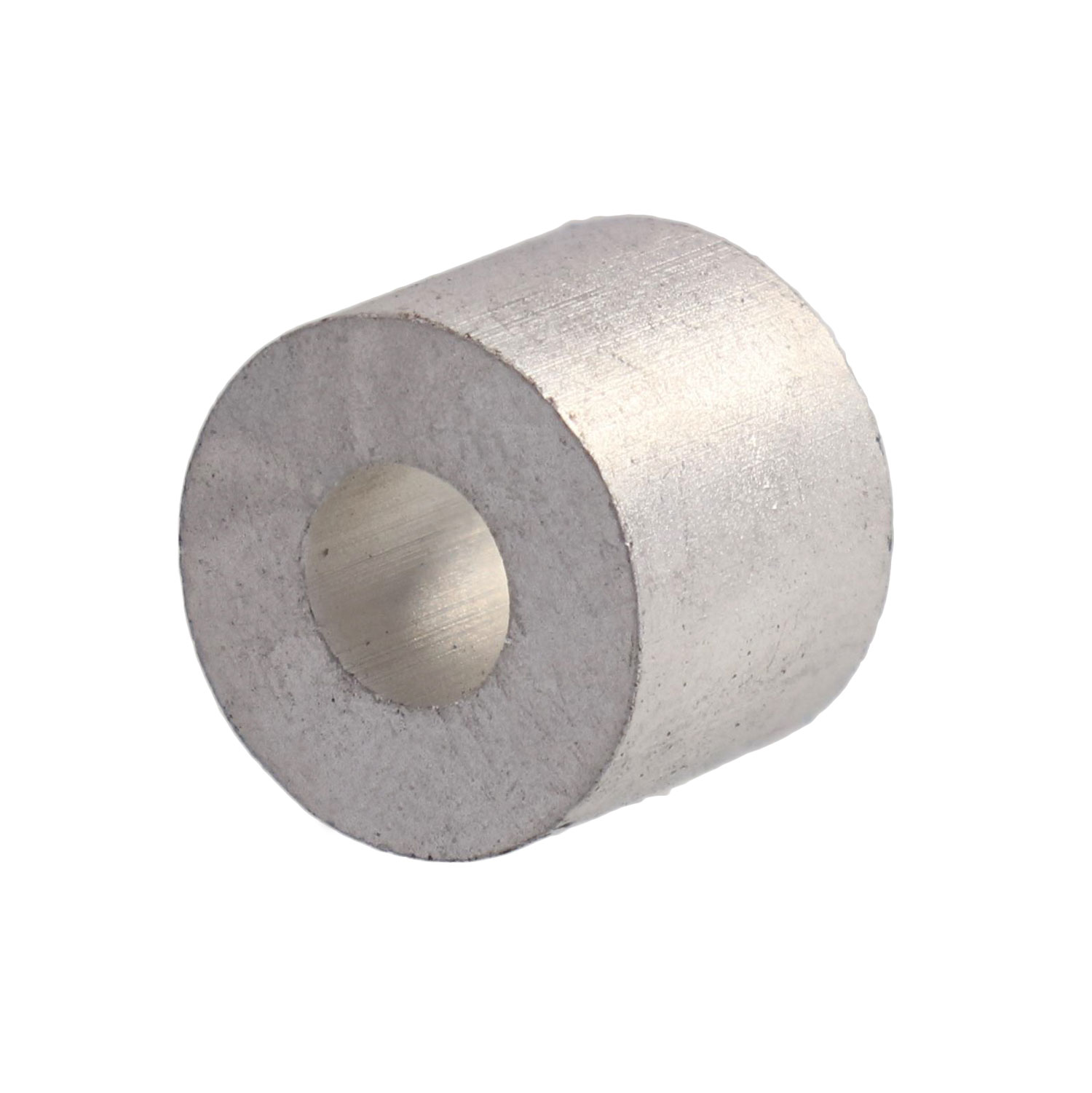 "5/32"" Aluminum Button Stop (Bag Qty. of 100) Image 1"