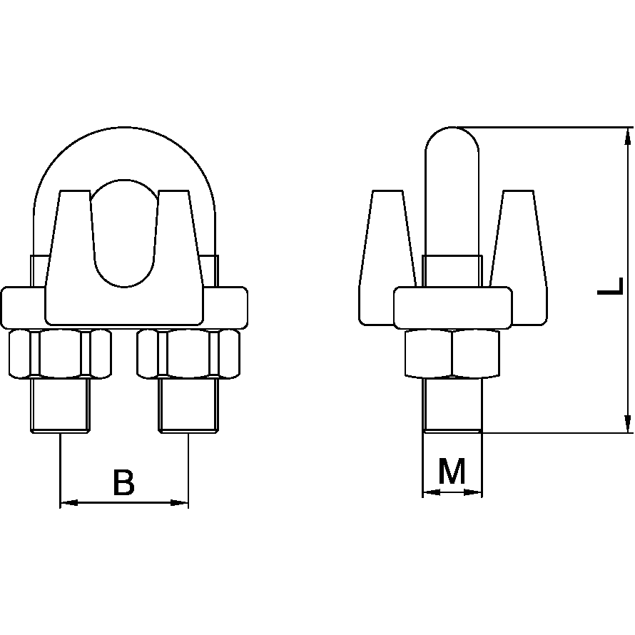 5-32-Stainless-Wire-Rope-Clip