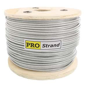 Vinyl Coated Type 304 Stainless Cable