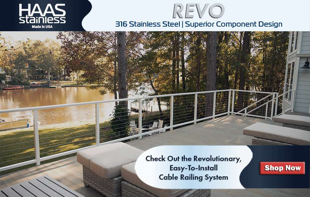 cable railing diy image