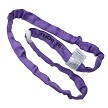 durable 3' X 2600 lbs. Capacity Polyester Round Sling