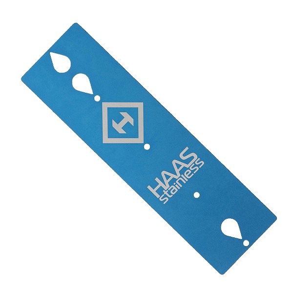 HAAS Cable Railing Marking Template