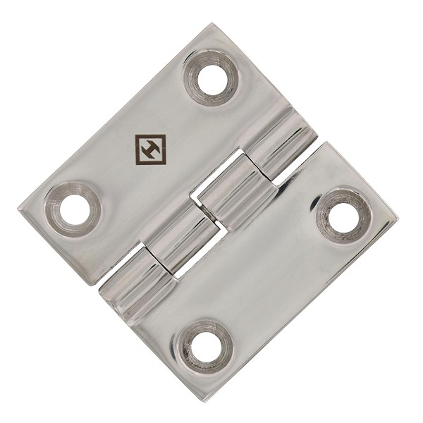 50mm Stainless Steel Marine Hinge, Style 6221