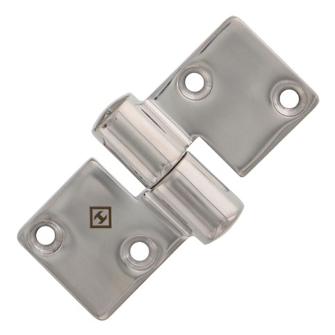 Stainless Steel Left Hand Take Apart Hinge, Style 0094
