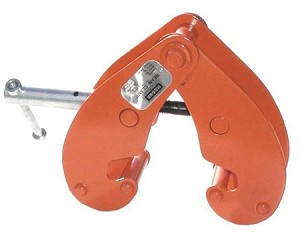 6600 lbs Capacity, Magna Lifting Beam Clamp Image 1